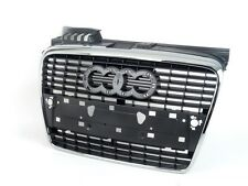AUDI A4 B7 2005 - 2008 Front Grill Center Grille with chrome trim 8E0853651J1QP
