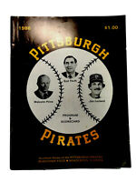 Pittsburgh Pirates Spring Training Program And Scorecard 1986 Bradenton