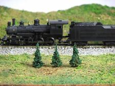 "20 model trees: 1"" Pines Perfect N Scale WAR GAMING Scenery Landscape Terrain"