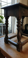 Victorian Sewing Stool