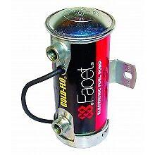 Facet 40159 Cylindrical Fuel Pump 12v Motorsport Agricultural