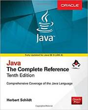 NEW : Java: the Complete Reference, Tenth Edition by Herbert Schildt INTL 10/ed