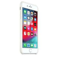 Genuine Apple iPhone 8 Plus / 7 plus Silicone Case - MMQT2ZM/A - White - New