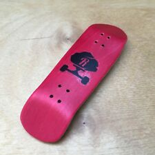 Rockwood Fingerboard Old School Deck 30mm, Handmade In Germany, Winter 2018, II