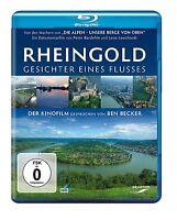Rheingold - Gesichter eines Flusses [Blu-ray] gesprochen Ben Becker* NEU & OVP *