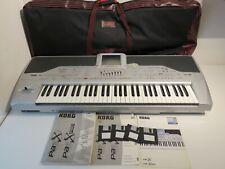 Korg PA1X 61 Key Professional Arranger Keyboard V2.52 with Manual