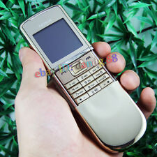 Nokia 8800 Sirocco 8800D 8800SE GSM Unlocked Mobile Cell Phone Original Gold