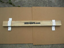 See-safe Security Door 2x4 Board Complete Set