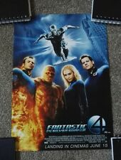 Fantastic 4 The Rise of the Silver Surfer movie poster