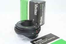 VIVITAR TX lens Mount ADAPTER FOR  Konica AR Camera Autoreflex Rare New in box!