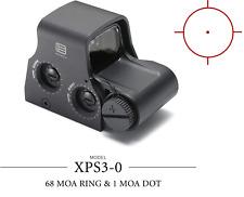 Eotech XPS3 68MOA Anillo 1MOA Dot Retícula HWS Holográfico Arma Pistola vista XPS3-0