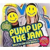 Ministry Of Sound - Pump Up The Jam (Back To The Old Skool, 2 X CD)