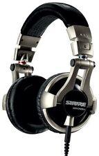 SHURE SRH750DJ CUFFIA CUFFIE CIRCUMAURALE OVER-EAR PROFESSIONALE PER DJ