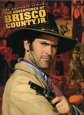 Adventures of Brisco County, Jr.: The Compl (DVD Used Very Good) Complete Series