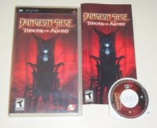 Dungeon Siege: Throne of Agony COMPLETE GAME for Playstation Portable PSP system