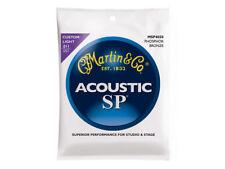 MARTIN MSP4050 - 92/8 Phosphor Bronze Custom Light (11-52)