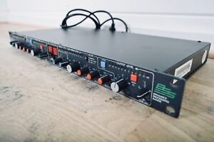 BSS DPR-402 2 Channel Compressor Limiter in excellent condition (church owned)