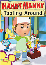 Handy Manny - Tooling Around Wilmer Valderrama DVD