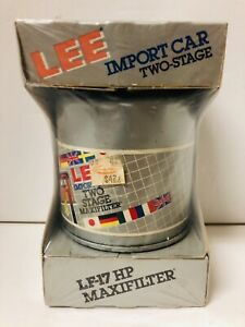 Lee Oil Filter LF-17HP Two Stage Import Car Maxifilter Ford Saab Toyota Triumph