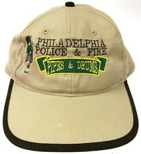 Philadelphia Police and Fire Pipes & Drums Faugh A Beallach Clear the Way Hat