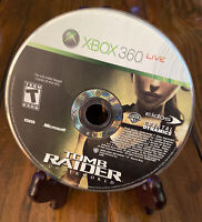 Tomb Raider: Underworld (Microsoft Xbox 360, 2008) Disc Only