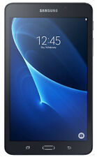 "Samsung Galaxy Tab A6 T285 8GB Wi-Fi + 4G Unlocked 7"" Tablet - Black"