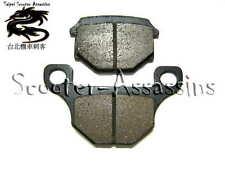 BRAKE PADS for MH/MOTORHISPANIA RX 50 125 R 08-10 Rear  VMP-16