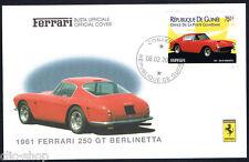 FERRARI BUSTA UFFICIALE 1961 FERRARI 250 GT BERLINETTA AUTO