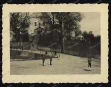 Tamowiecz zabno-Tarnów-Rymanow-Krosno-Poland-Wehrmacht-Pfarrhof-Kirche-2