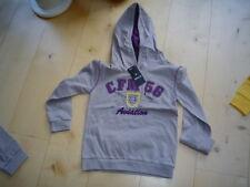 WI 11/12 - Camisa Con Capucha, gris de Mills Tallas gr.122-146