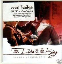 (534W) The Duke & The King, Summer Morning Rain - DJ CD