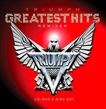 Triumph: Greatest Hits Remixed - Triumph (2010, CD NEUF)