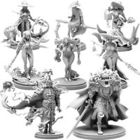 Kingdom Death Ammo Slave | Cleric | Disciple Witch | Storm Knight | Black Knight