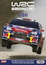 World Rally Championship - Official review 2011 (New 2 DVD set) WRC Rallying