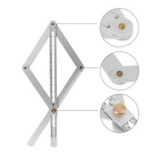 Stainless Steel Corner Angle Finder Ceiling Artifact Square Protractor Tool FH
