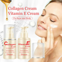 100ml Vitamine E Collagène Visage  hydratant Hydratante ANTI AGE Serum Crème