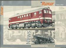 Katalog Roco Neuheiten 2004 Modellbahnen in HO 1;87