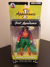 Green Lantern First Appearance Collector Action Figure Brand New Sealed