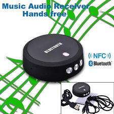 Bluetooth 4.0 +EDR NFC Music Audio Signal Receiver 3.5mm Mini-jack Hands-free Ad