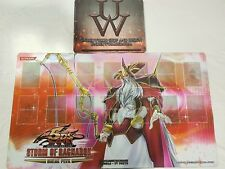 Official Yugioh storm of ragnarok sneak peek playmat