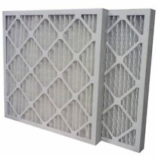 12X24X2 MERV 13 Pleated Air Filter (6-Pack)