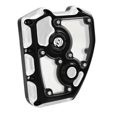 RSD Clarity Timing Cover, Contrast Cut, f. Harley - Davidson Big Twin 01 - heute