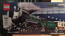 Lego Creator 10194 Emerald Night Train Set Factory Sealed Rare