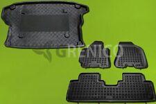 Z330373 SET Kofferraumwanne Gummifußmatten für Hyundai Tucson 2WD Frontantrieb 2
