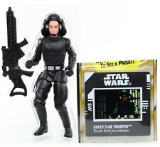 "Star Wars Power of the Force DEATH STAR TROOPER 3.75"" Action Figure POTF Kenner"