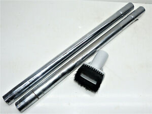 2 Electrolux Power Nozzle Wand Sections & Brush  INV15029