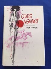 ODDS AGAINST - FIRST AMERICAN EDITION BY DICK FRANCIS
