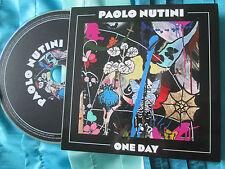 Paolo Nutini ONE DAY Radio Edit  Atlantic Records Promo UK CD Single