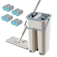 Spray Magic Automatic Spin Mop Avoid Hand Washing Ultrafine Fiber Cleaning