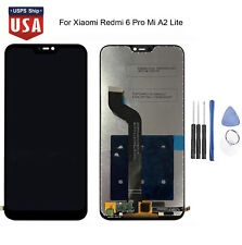 LCD Display Touch Screen Digitizer Assembly for XIAOMI REDMI 6 Pro Mi A2 Lite